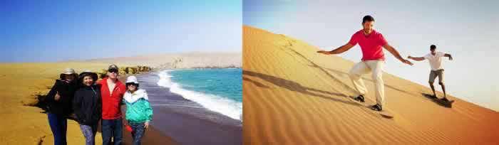 paquetes turisticos para ica paracas nazca peru